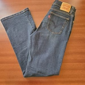 EUC Levi's 512 Perfectly Slimming Bootcut